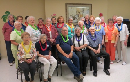 Sunset Home Auxiliary Group
