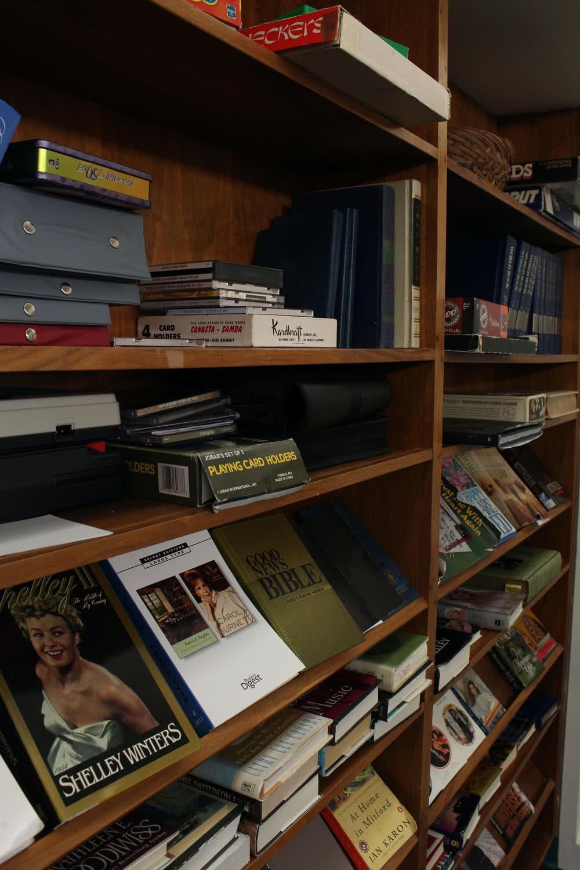 Books at Sunset Senior Living