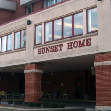 Sunset Home - 1971